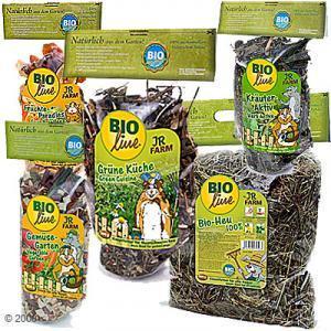 herbes bio pour chinchilla